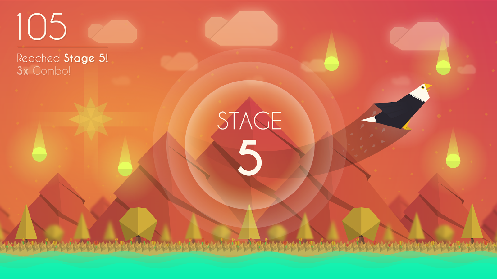 Paper Wings Screenshot 2