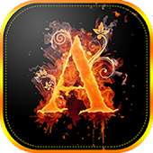 Download اكتب اسمك بالنار - إصدار جديد APK to PC
