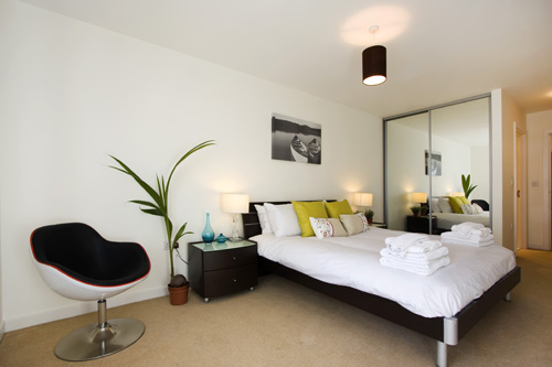 City Reach Serviced Apartments, Canary Wharf