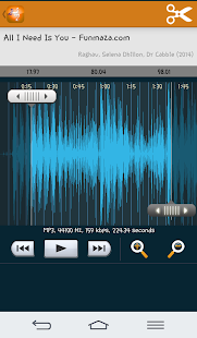 MP3 Cutter and Ringtone Maker - screenshot
