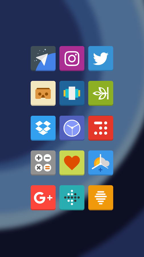 Apollo Icon Pack Screenshot 0