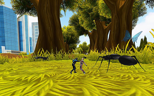 Ant Hero: Transform Big to Small Micro Battle For PC