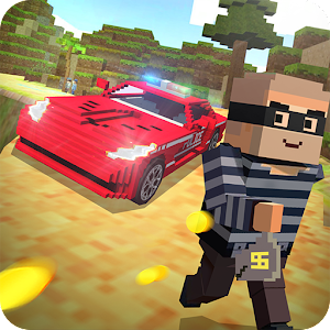 Blocky San Andreas SWAT Police For PC