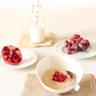 Breakfast Porridge Oats Recipes
