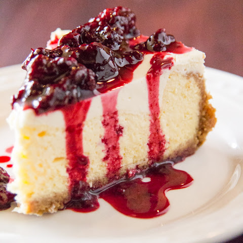 The Best Creamy Cheesecake