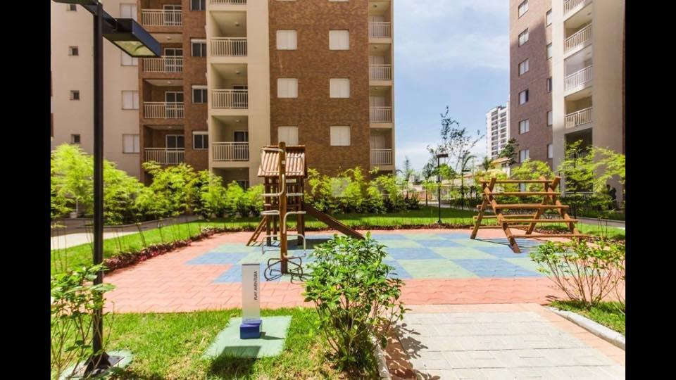 Apartamento à Venda - Jardim Flor da Montanha