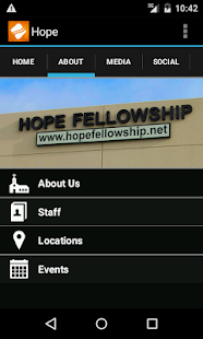 Download Hope Fellowship APK