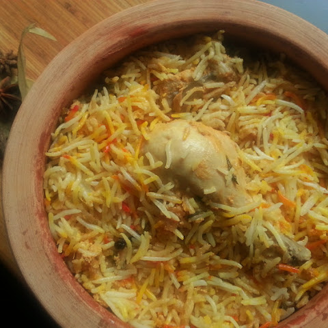 Indian Chicken Biryani Recipe-Recipe for Chicken Biryani