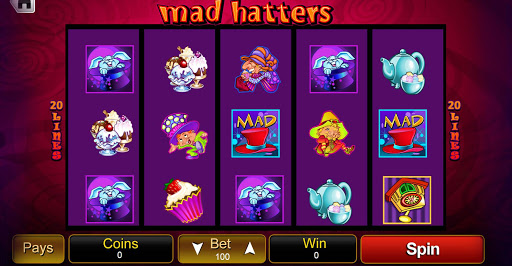 Slot Island - screenshot
