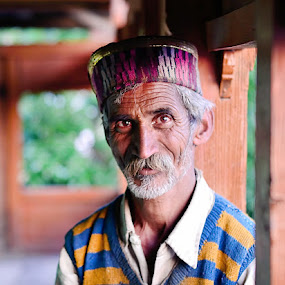 himalayan people by Ajay Mehta - People Portraits of Men