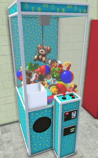 Claw Machine Prize Circus For PC
