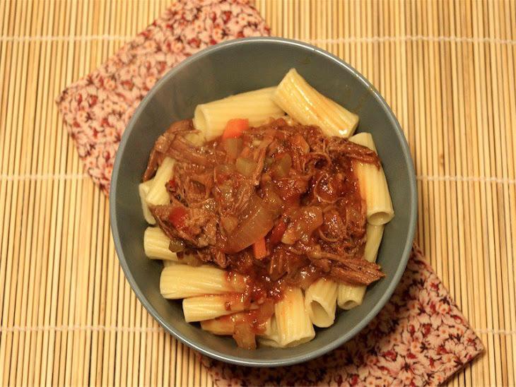 Sunday Slow Cooker: Beef Ragu Recipe | Yummly