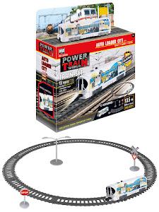 """Поезд серии """"Город Игр"""", железная дорога S, серый"""