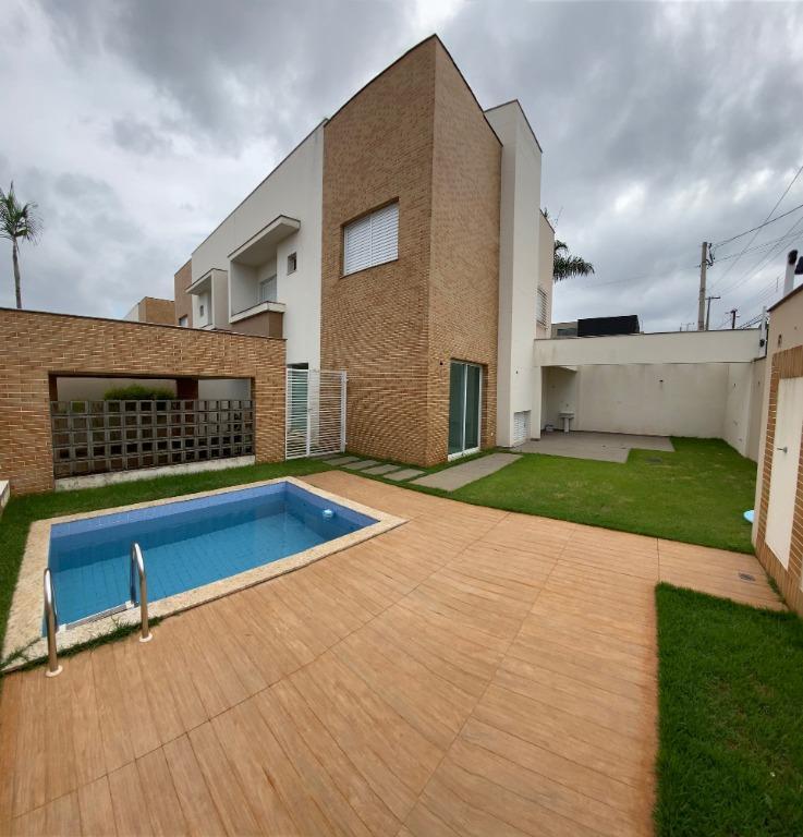 Sobrado com 3 dormitórios à venda, 184 m² por R$ 680.000 - Terras de Santana II - Londrina/PR