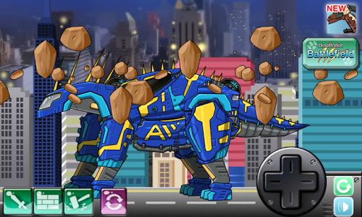 Amargasaurus - Dino Robot - screenshot