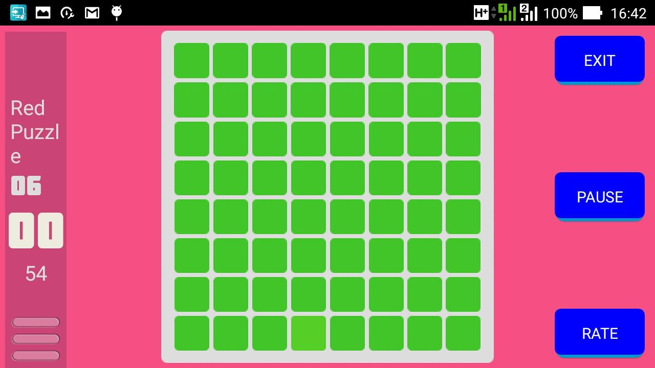 Red Puzzle Screenshot 2