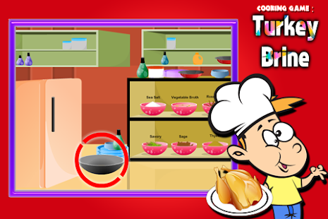 Cooking Game : Turkey Brine - screenshot