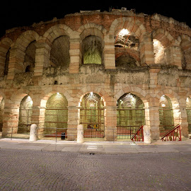 Arena di Verona by Angelo Durante - Buildings & Architecture Public & Historical