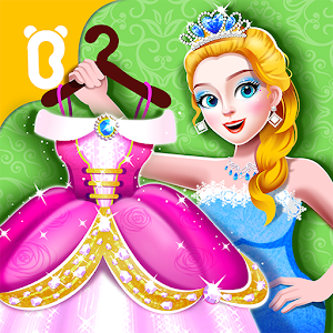 Little Panda: Princess Dress Up Online PC (Windows / MAC)