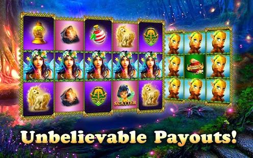 Mysterious Forest Slots Casino apk screenshot