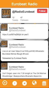 Eurobeat Radio - screenshot