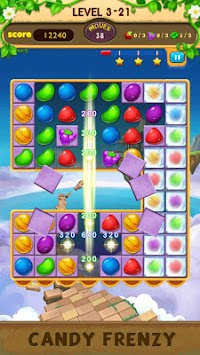 Candy Frenzy APK screenshot thumbnail 2