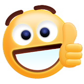 Free Thumbs Up Emoji Sticker APK for Bluestacks