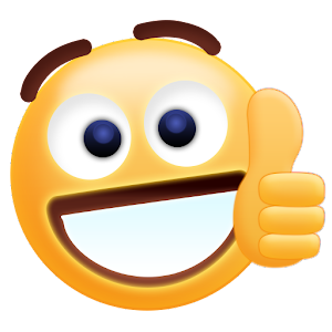 Free thumbs up emoji sticker android apps on google play