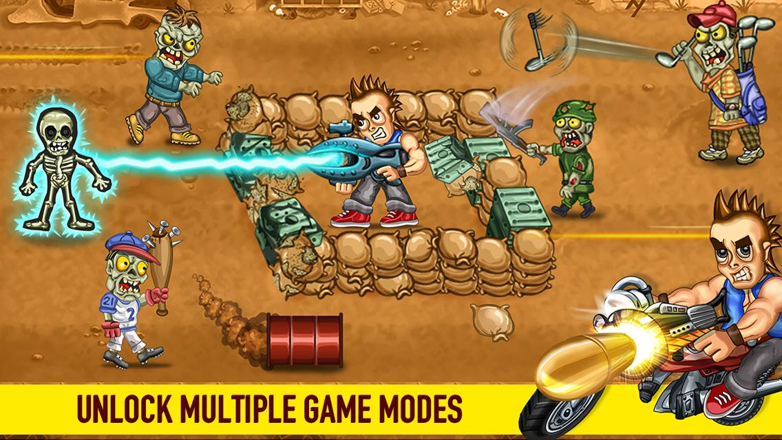 Last Heroes - Explosive Zombie Defense Shooting Screenshot 3