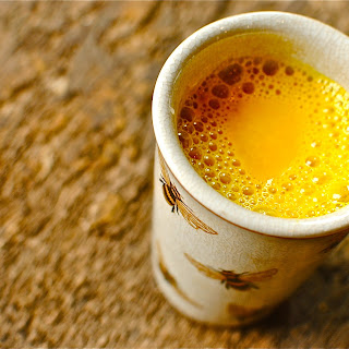 Spiced Golden Turmeric Milk