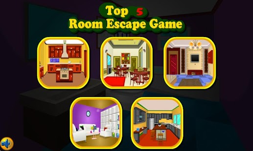 Top 5 Room Escape Game - screenshot