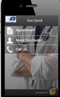 Doc-Quick for Patients - screenshot
