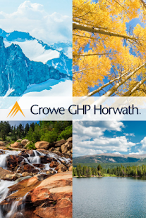 Crowe GHP Horwath - screenshot