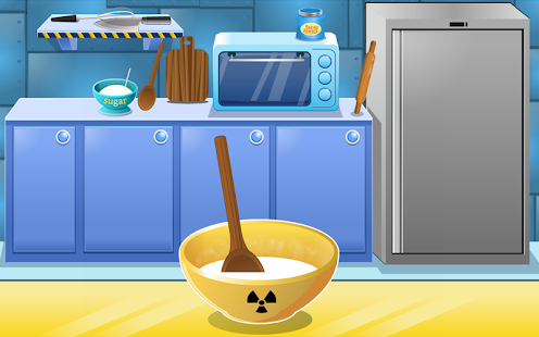 Cooking Banana Cake - screenshot