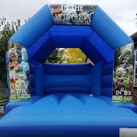IN THE NIGHT GARDEN BOUNCY CASTLE FOR HIRE