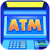 Game ATM Simulator Cash and Money APK for Kindle