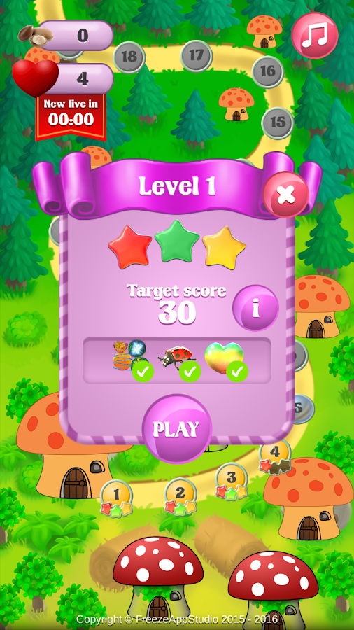 Fruit Crunch Screenshot 3