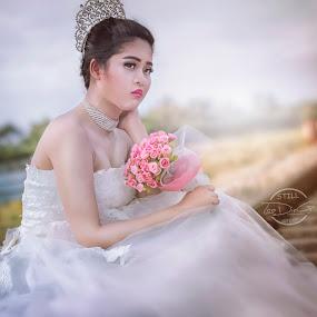 by Om Still - Wedding Bride