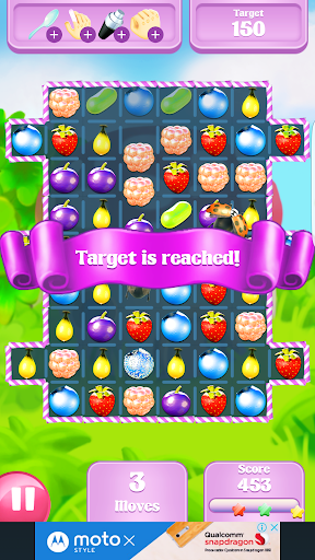 Fruit Crush - screenshot