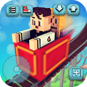 Download Theme Park Craft: Build & Ride for Android.