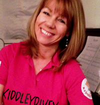 Sally Murphy - founder of Kiddleydivey