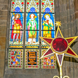 St. Vitus Cathedral by Paulo Leitão - Artistic Objects Glass (  )