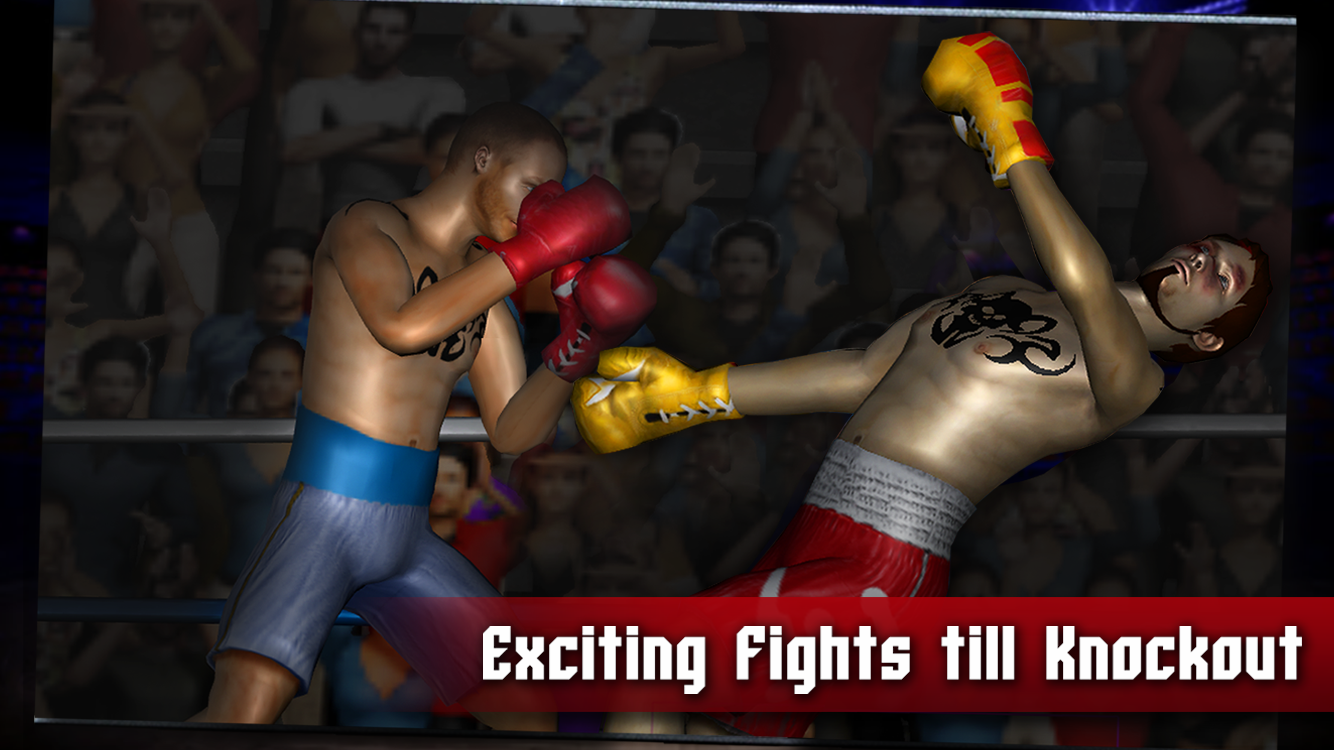 Play Boxing Games 2016 Screenshot 6