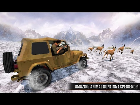 Sniper Deer Hunting Modern FPS Shooting Game APK screenshot thumbnail 12