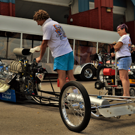 Start up by Benito Flores Jr - Transportation Automobiles ( dragster, rail, texas, car show, drag racing )