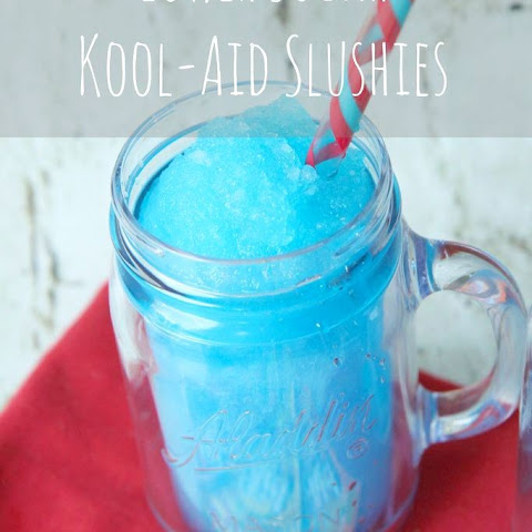 DIY KOOL-AID Slushies
