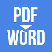 Alto PDF to Word converter
