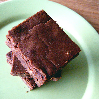 Healthy Coconut Flour Brownies