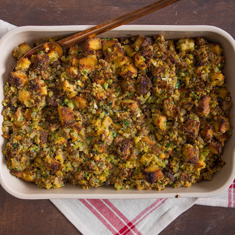 Cornbread And Oyster Stuffing Recipes — Dishmaps