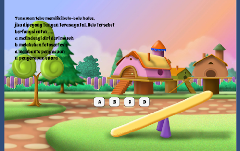 Kuis Anak SD Cerdas- screenshot thumbnail